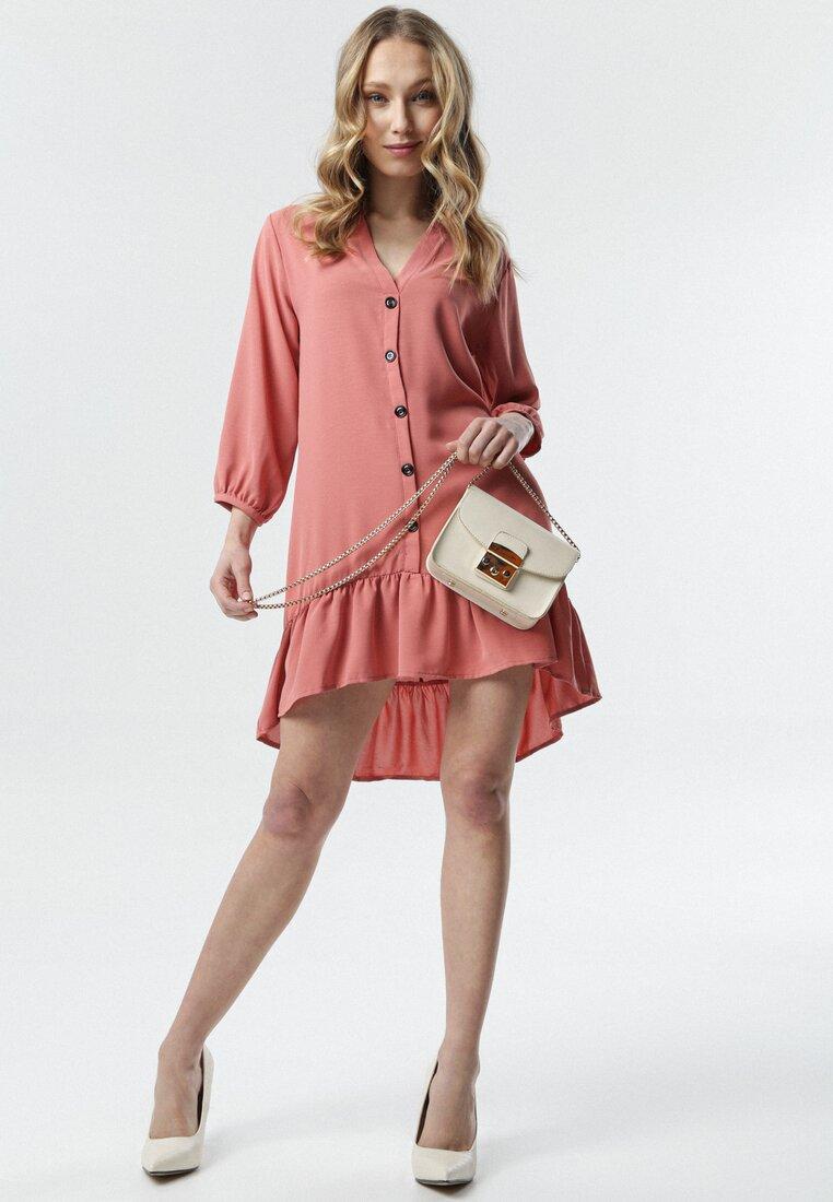 Różowa Sukienka Chaney
