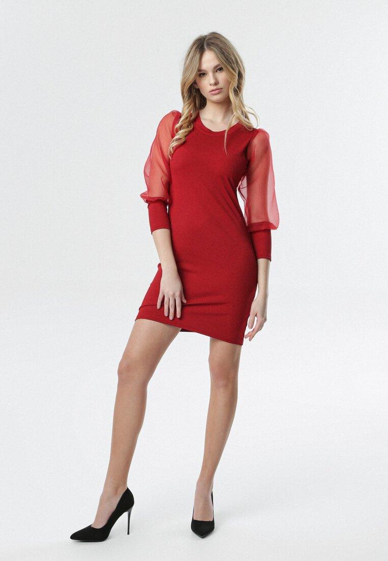 Czerwona Sukienka Whiteley