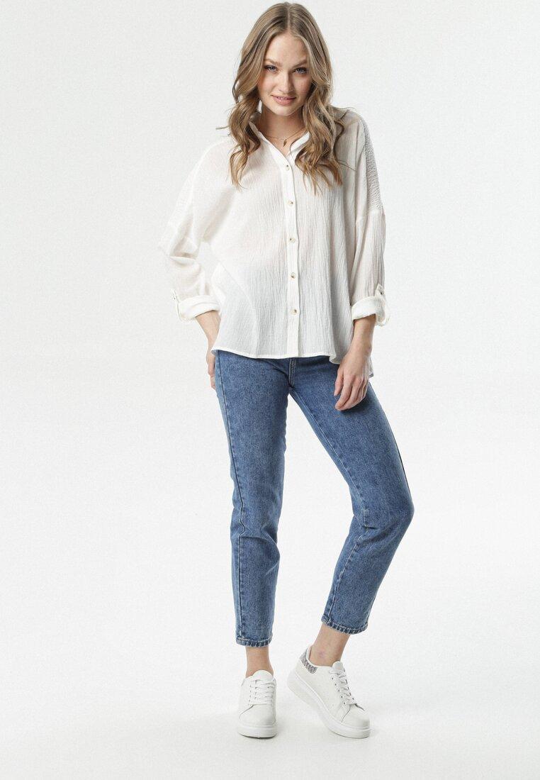 Biała Koszula Phebei