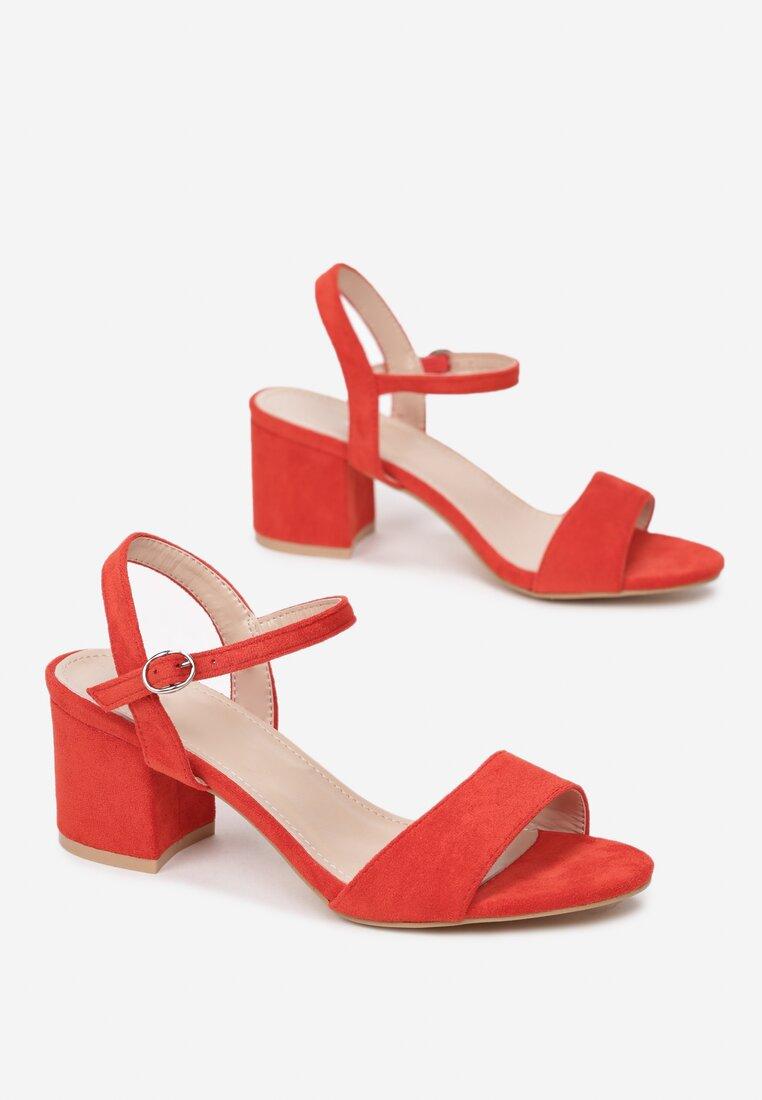 Czerwone Sandały Amahaneh