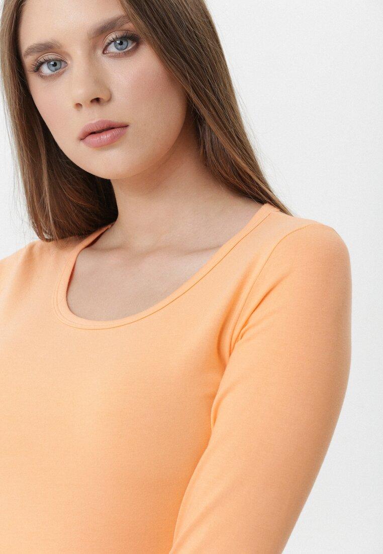 Pomarańczowa Bluzka In Journey