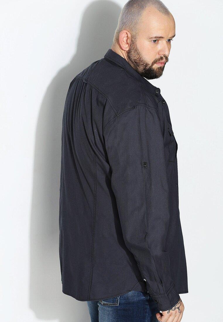 Granatowa Koszula Informal