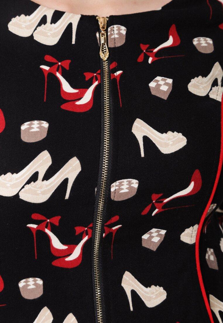Czarna Sukienka Sea Of Shoes