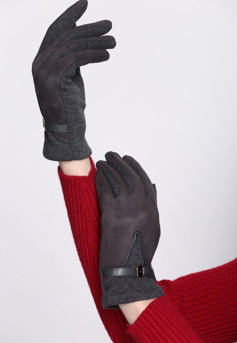 Ciemnoszare Rękawiczki Discuss