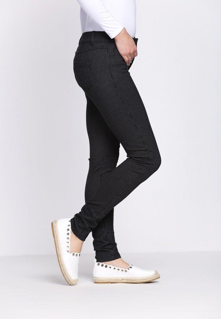 Czarne Spodnie Babyface