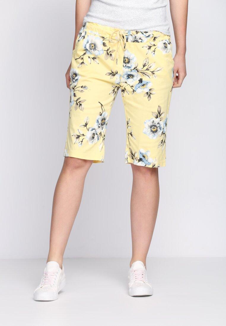 Żółte Szorty Swallow