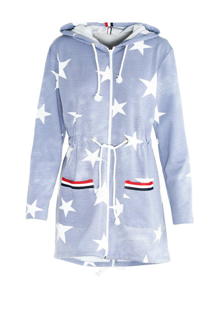 Jasnoniebieska Bluza Keep This