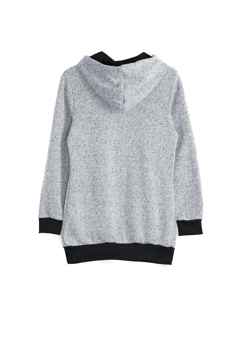 Biało-Czarna Bluza Interlude