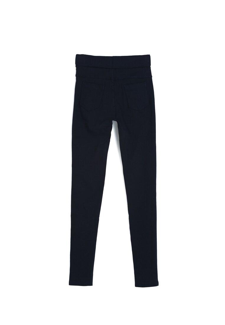 Granatowe Spodnie Across The Line