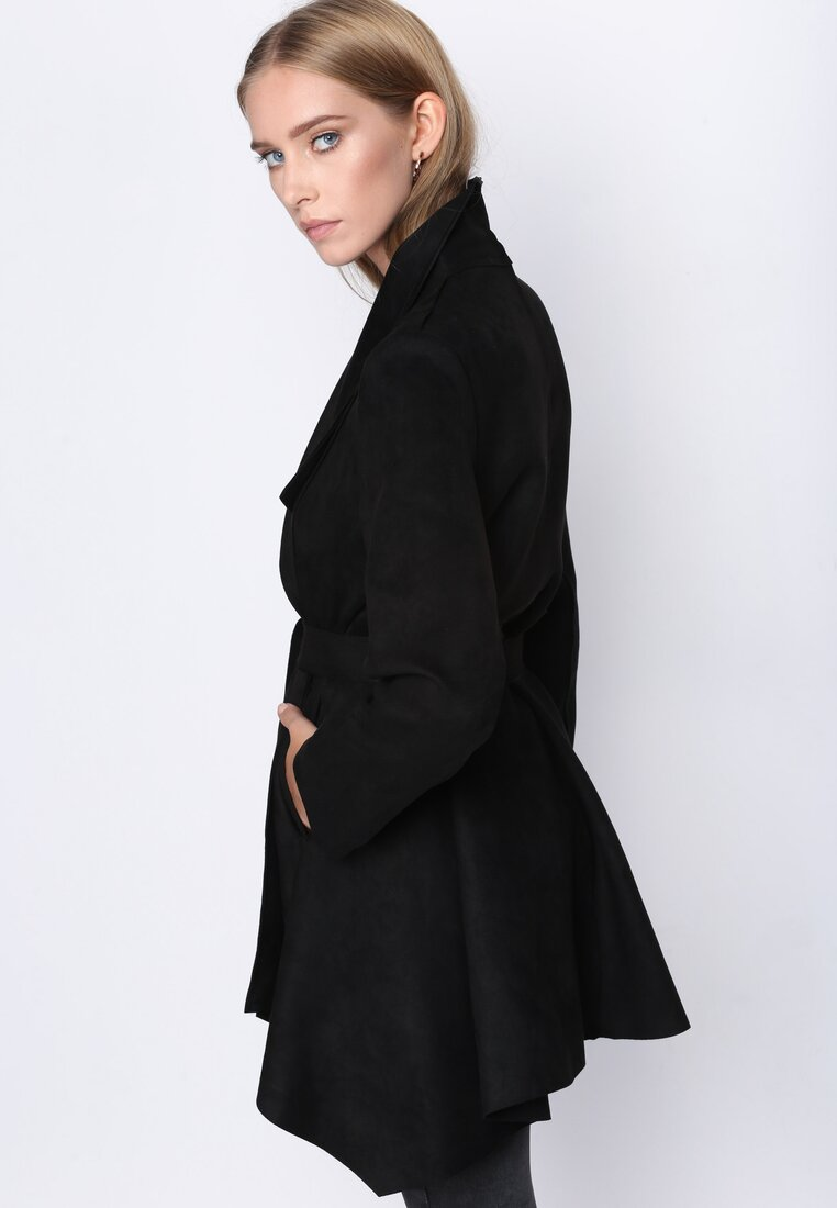 Czarny Płaszcz My Feelings