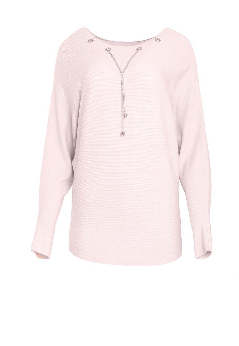 Różowy Sweter Next Breath