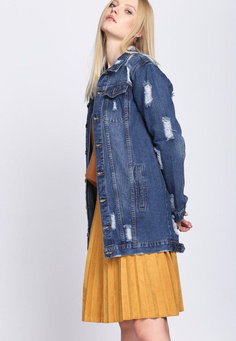 Niebieska Kurtka Undercover