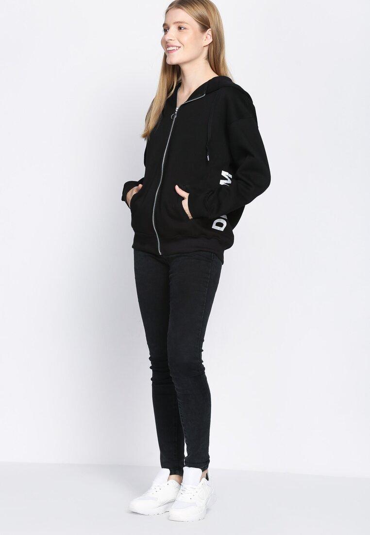 Czarna Bluza Awesome