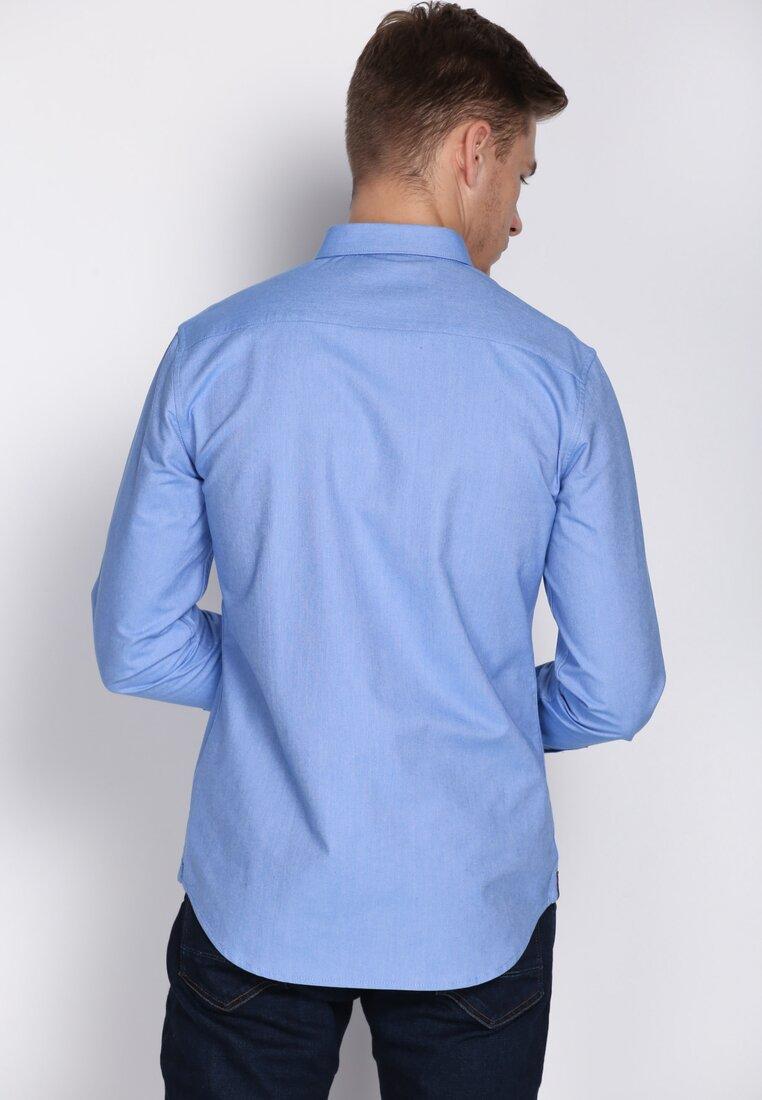 Jasnoniebieska Koszula Fixed