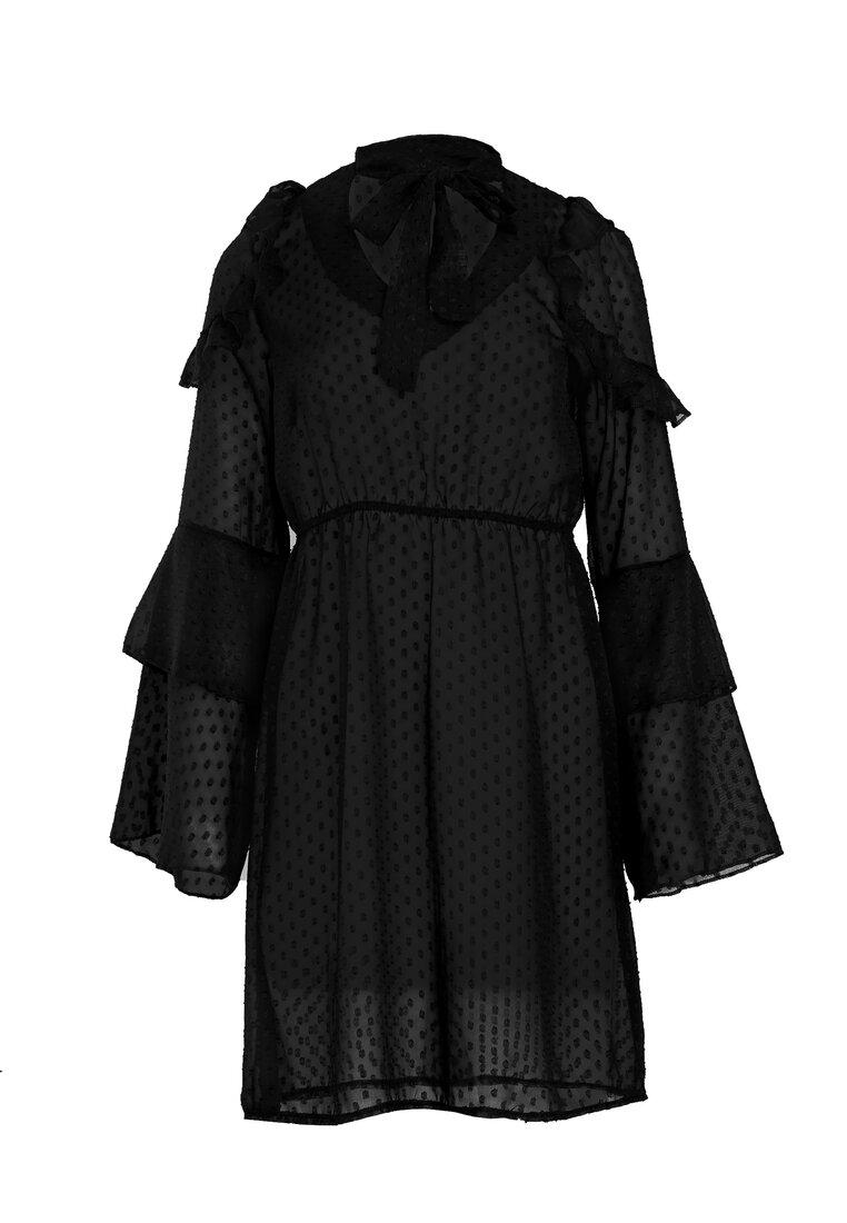 Czarna Sukienka Coherence