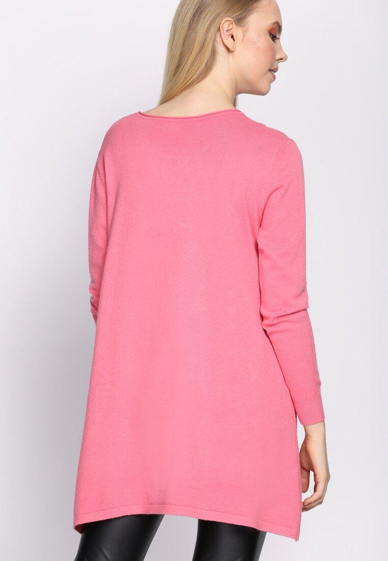Różowy Sweter Fidelity