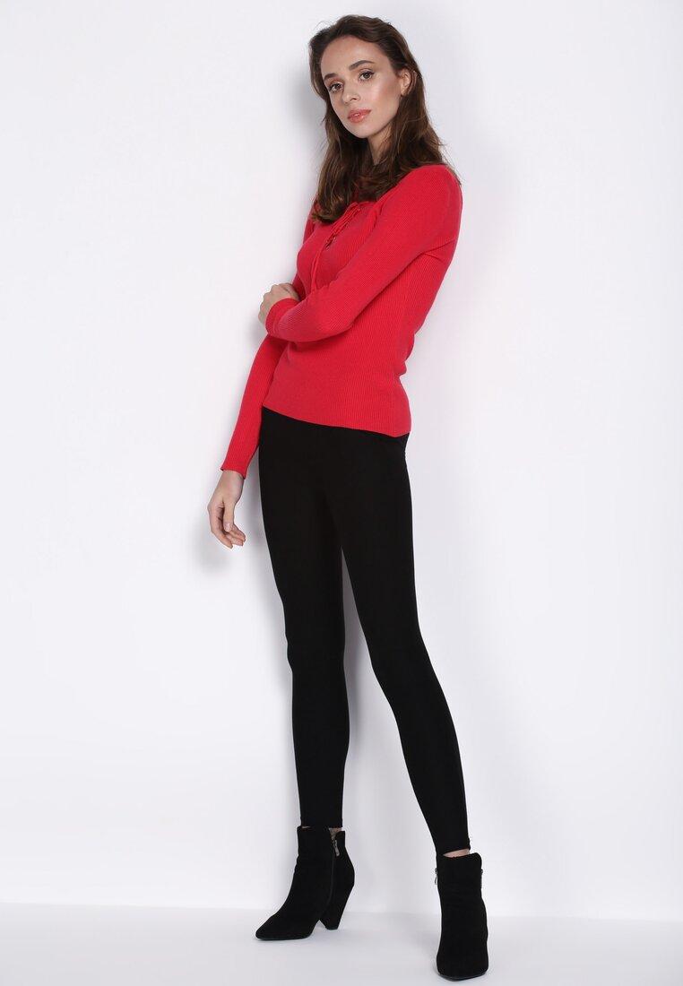Czarne Spodnie Unfair