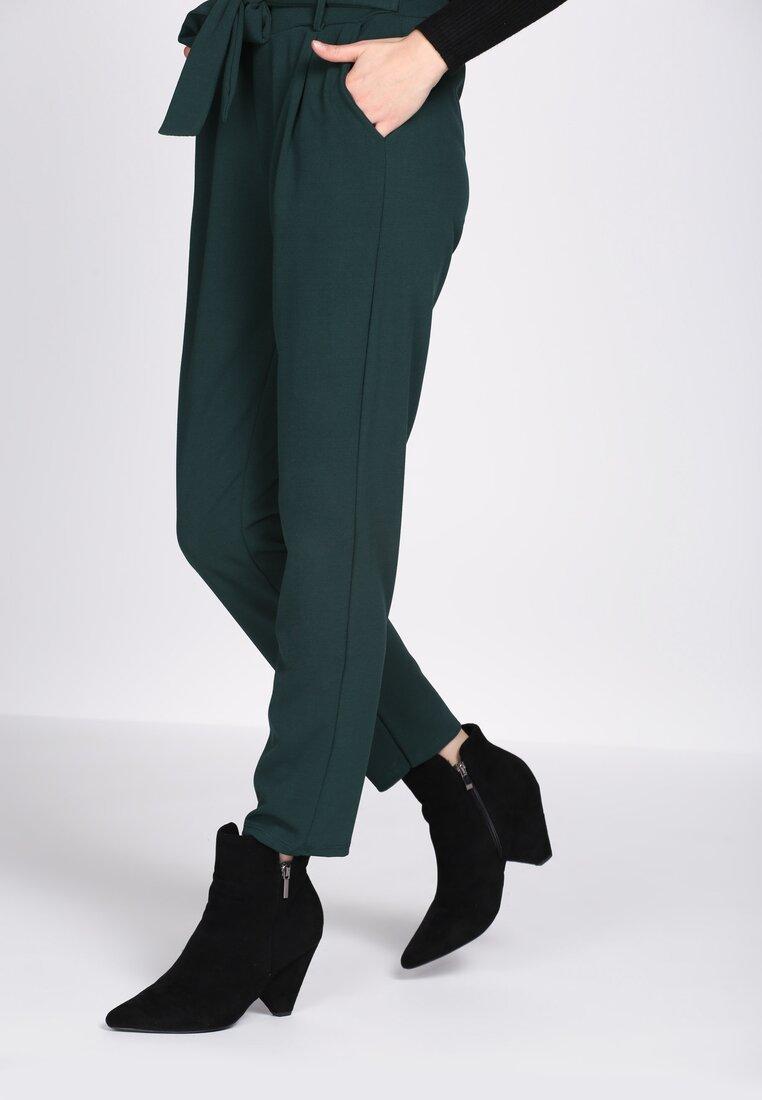 Zielone Spodnie Deficiency