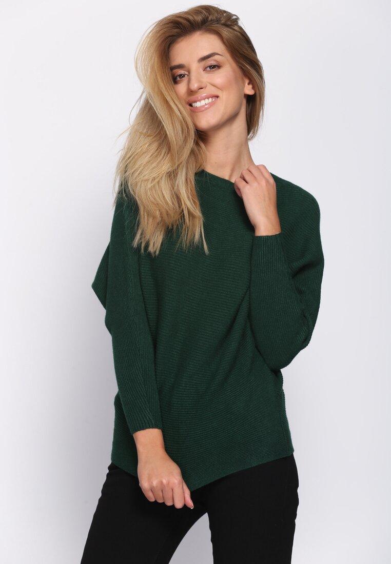 Zielony Sweter Boastful