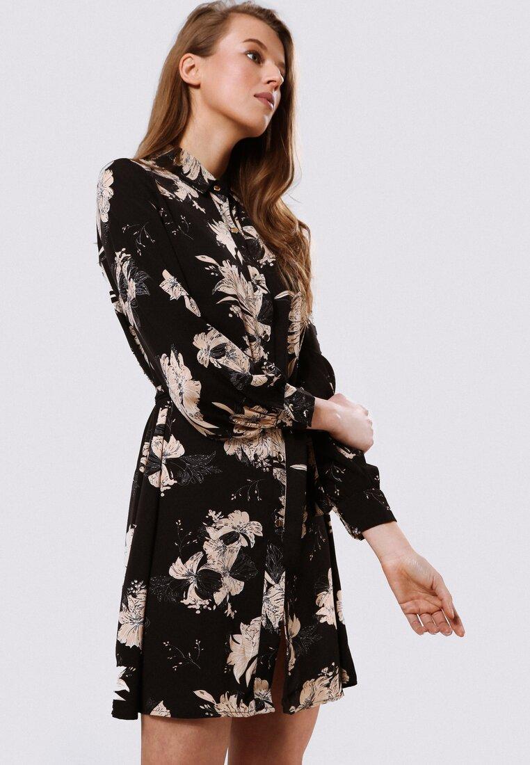 Czarna Sukienka Gallivant