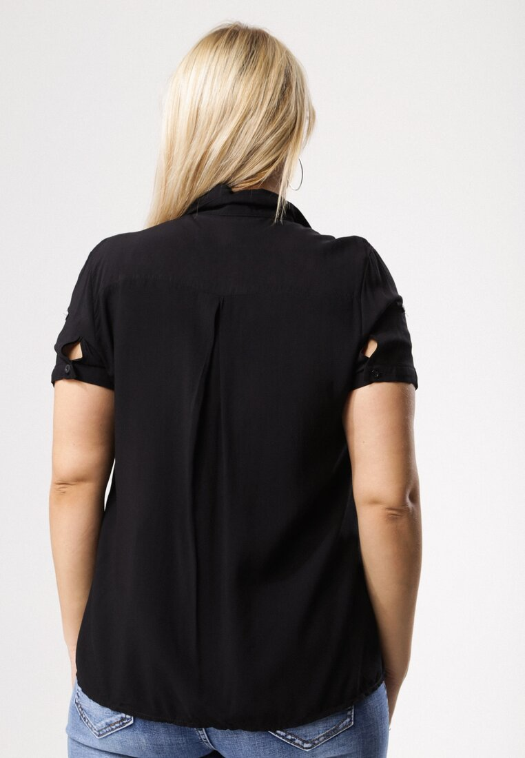 Czarna Koszula Insinuate