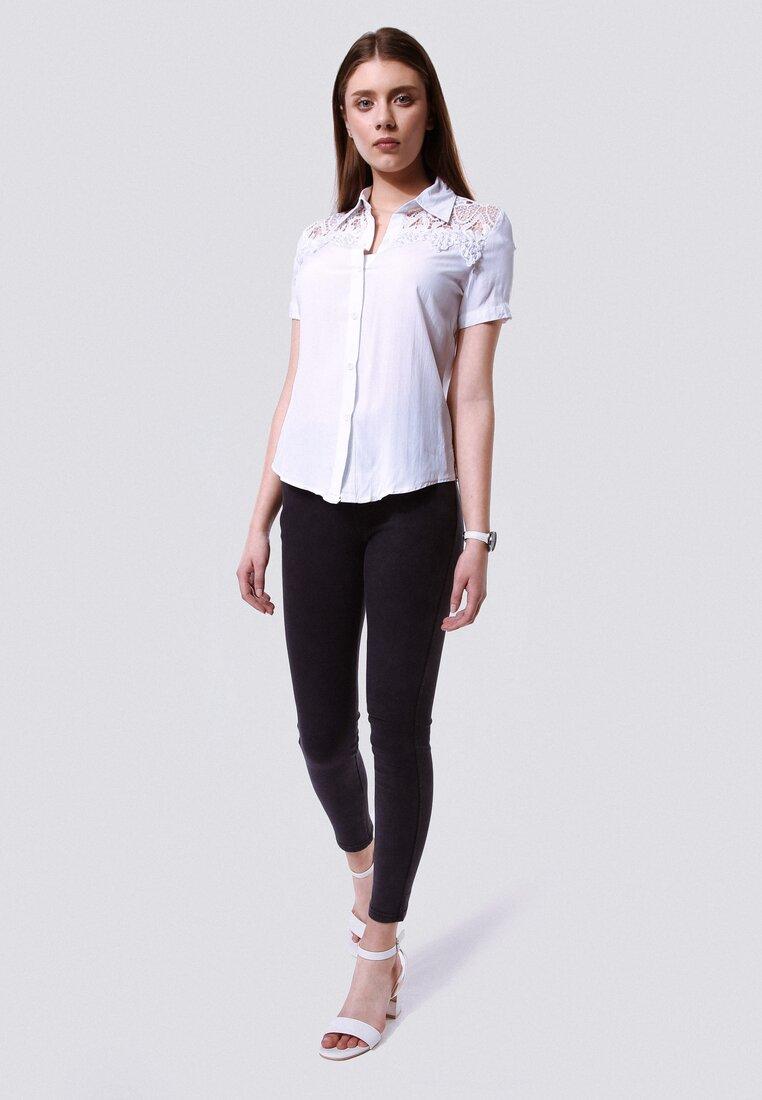 Biała Koszula Rational