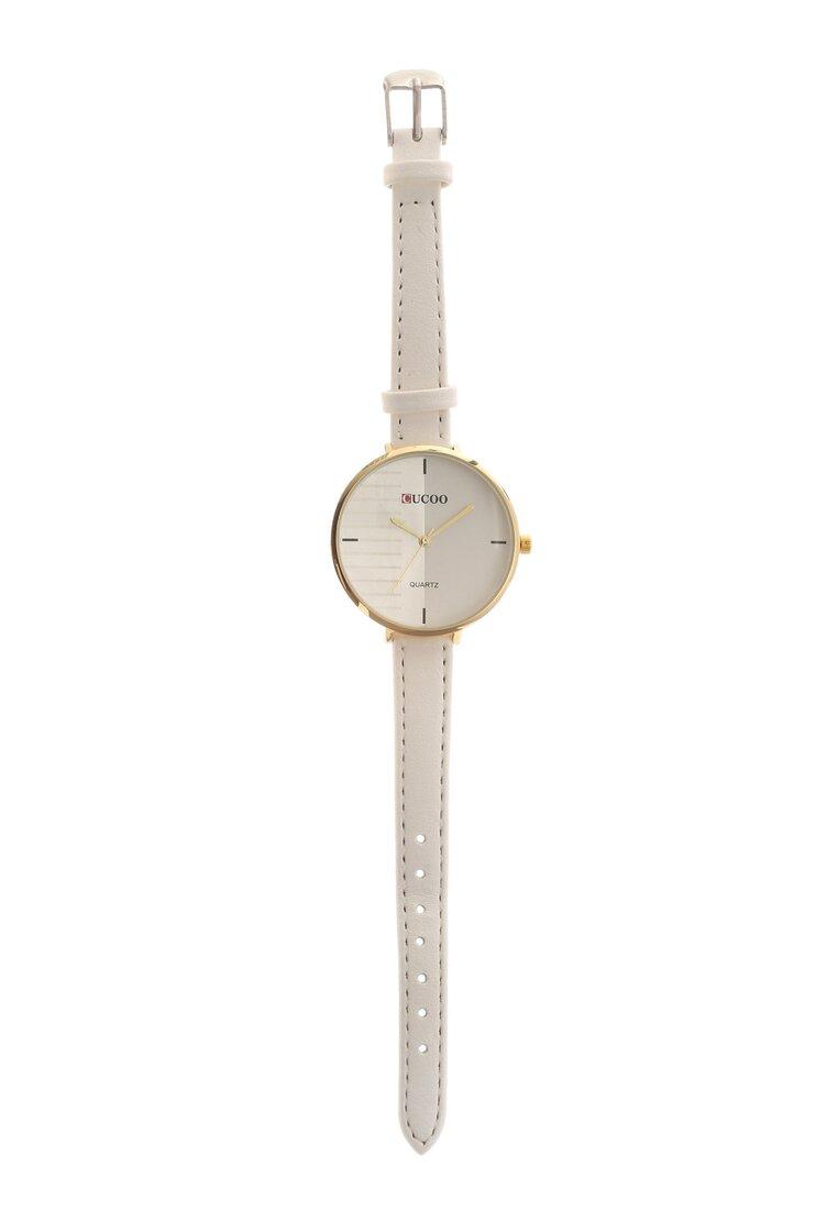 Biały Zegarek More Fitting