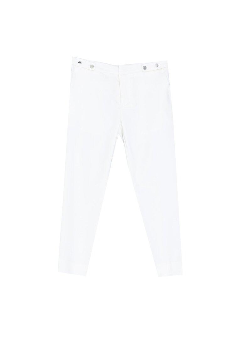 Białe Spodnie Far-Reaching