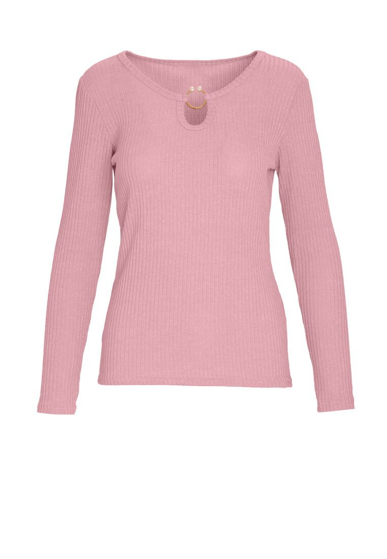 Różowa Bluzka Condensation