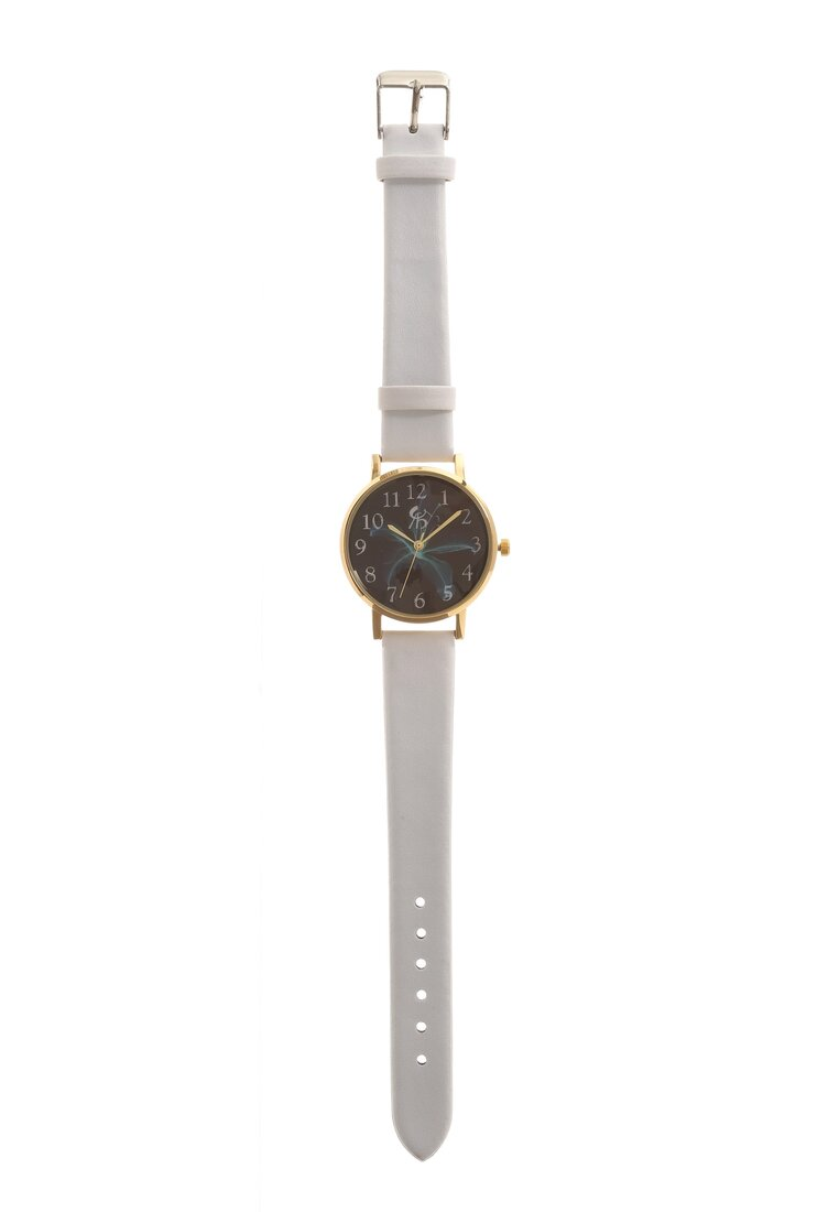 Biały Zegarek Let You Love Me