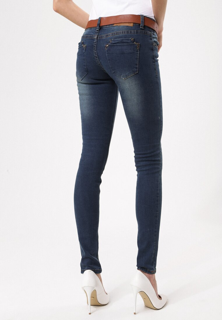 Niebieskie Jeansy Biggest