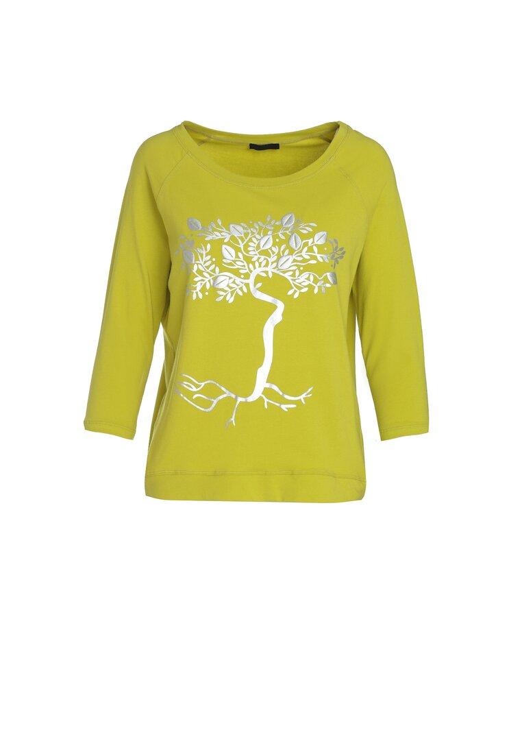 Zielona Bluzka Lemon Tree