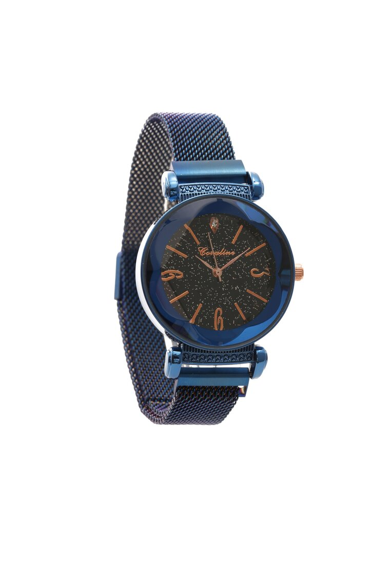 Niebieski Zegarek Perpetually