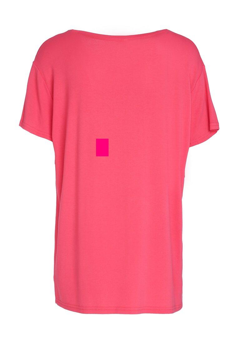 Koralowy T-shirt In The Ballpark