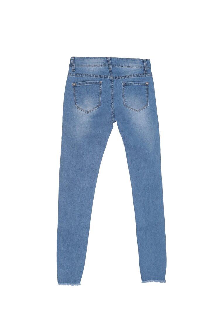 Niebieskie Jeansy Authoritative