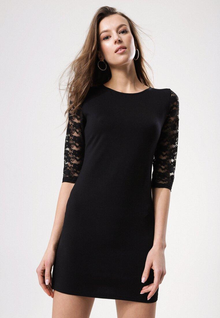 Czarna Sukienka Be Present