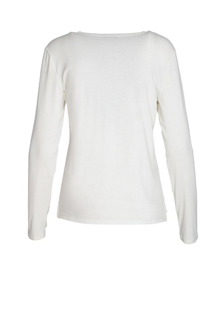 Biała Bluzka Charge