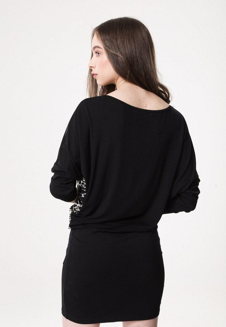 Czarna Sukienka Materialize