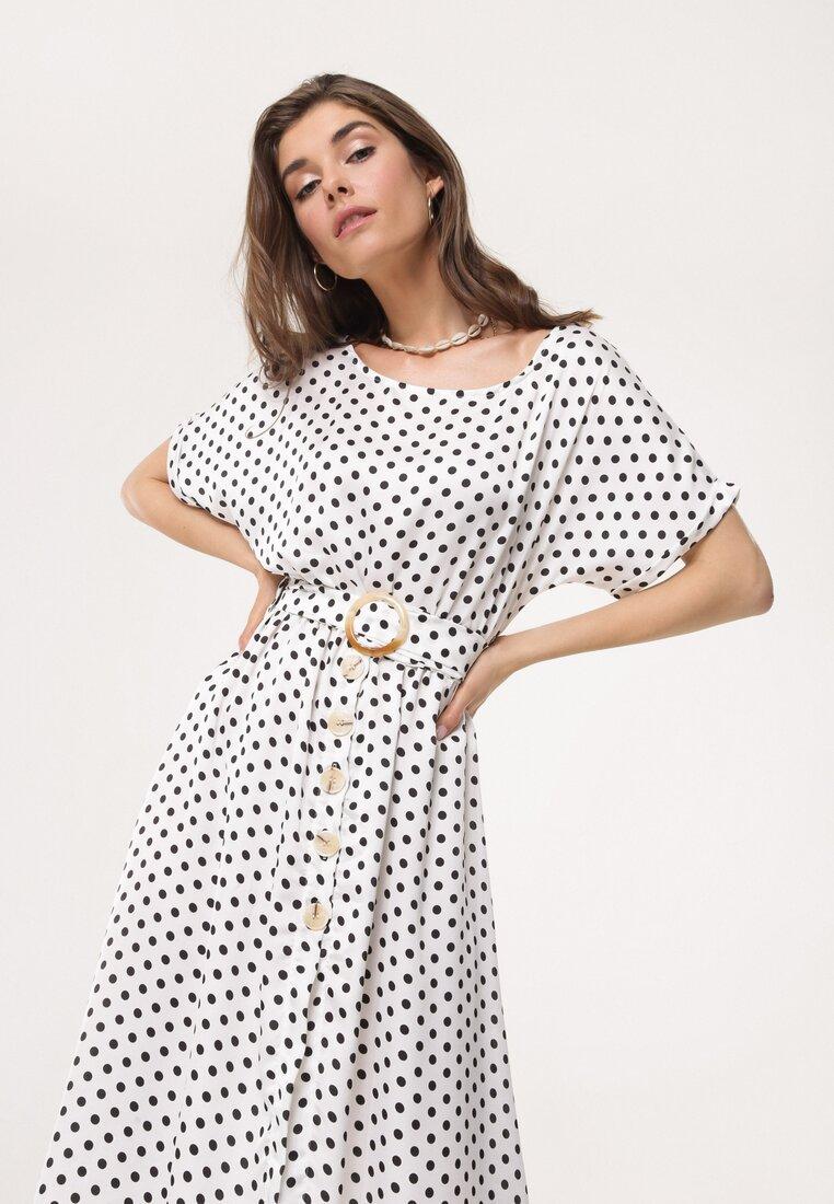 Biała Sukienka Delightfulness other