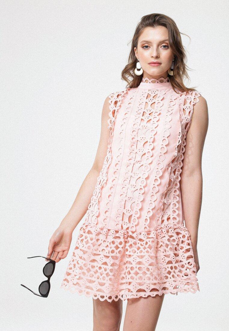 Różowa Sukienka Fail Safe