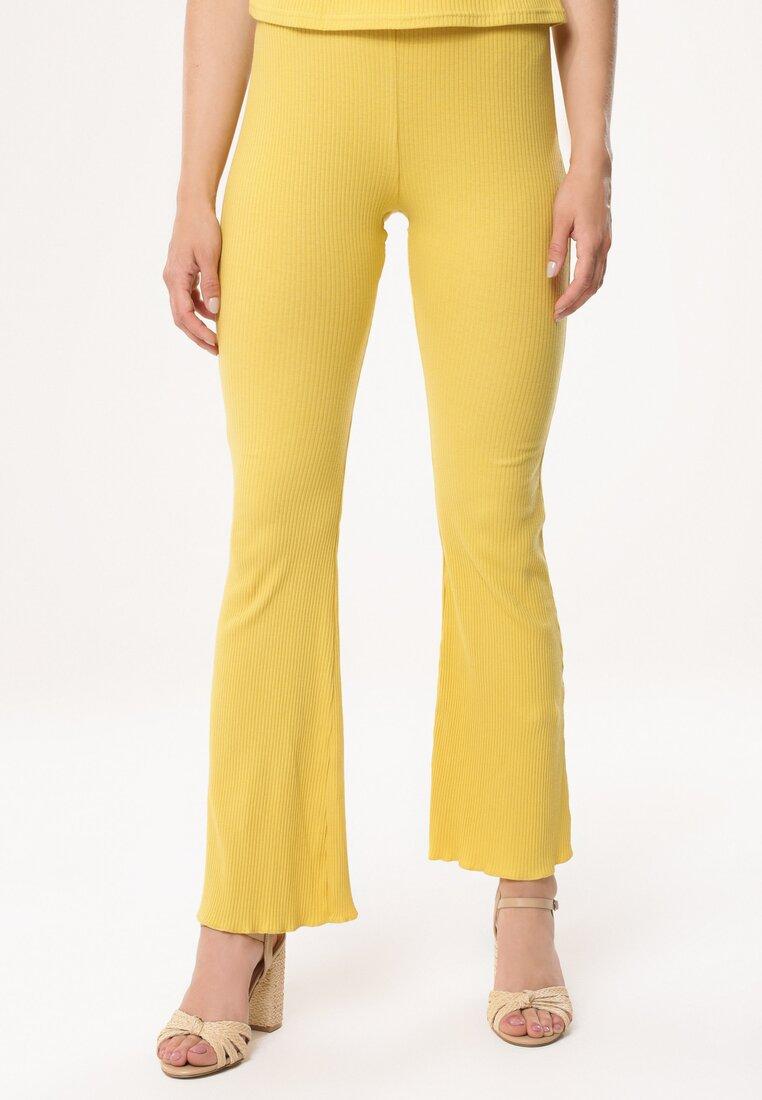 Żółte Spodnie Irritative