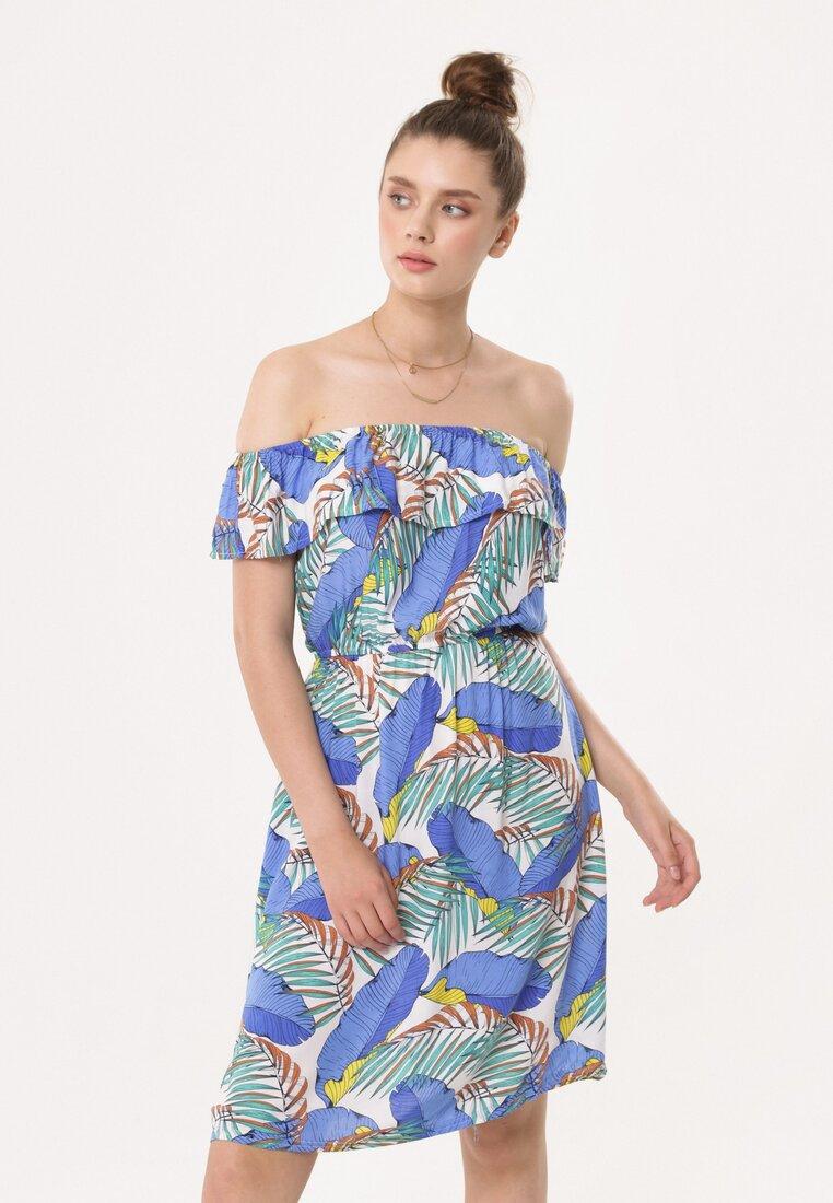 Niebieska Sukienka Very Pretty
