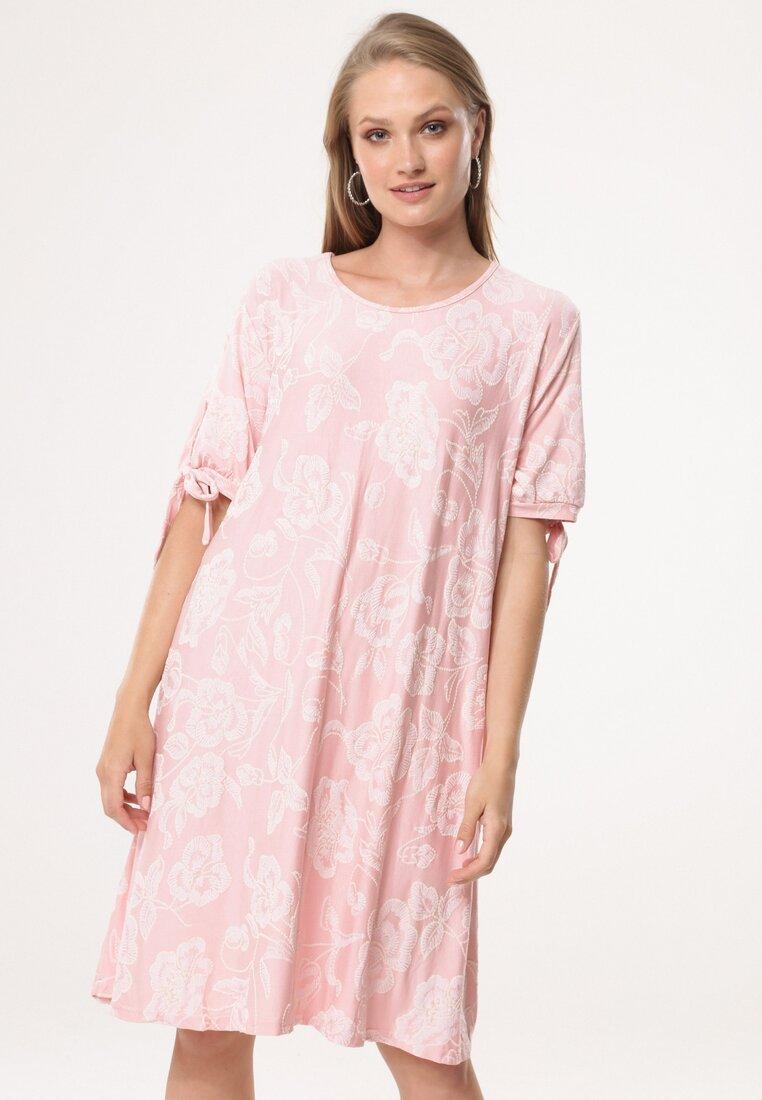 Różowa Sukienka Scorcher other