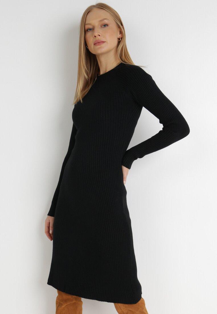 Czarna Sukienka Deborah