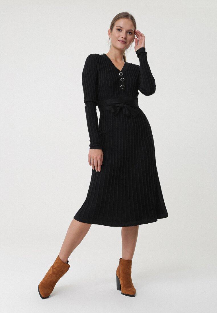 Czarna Sukienka Bellara