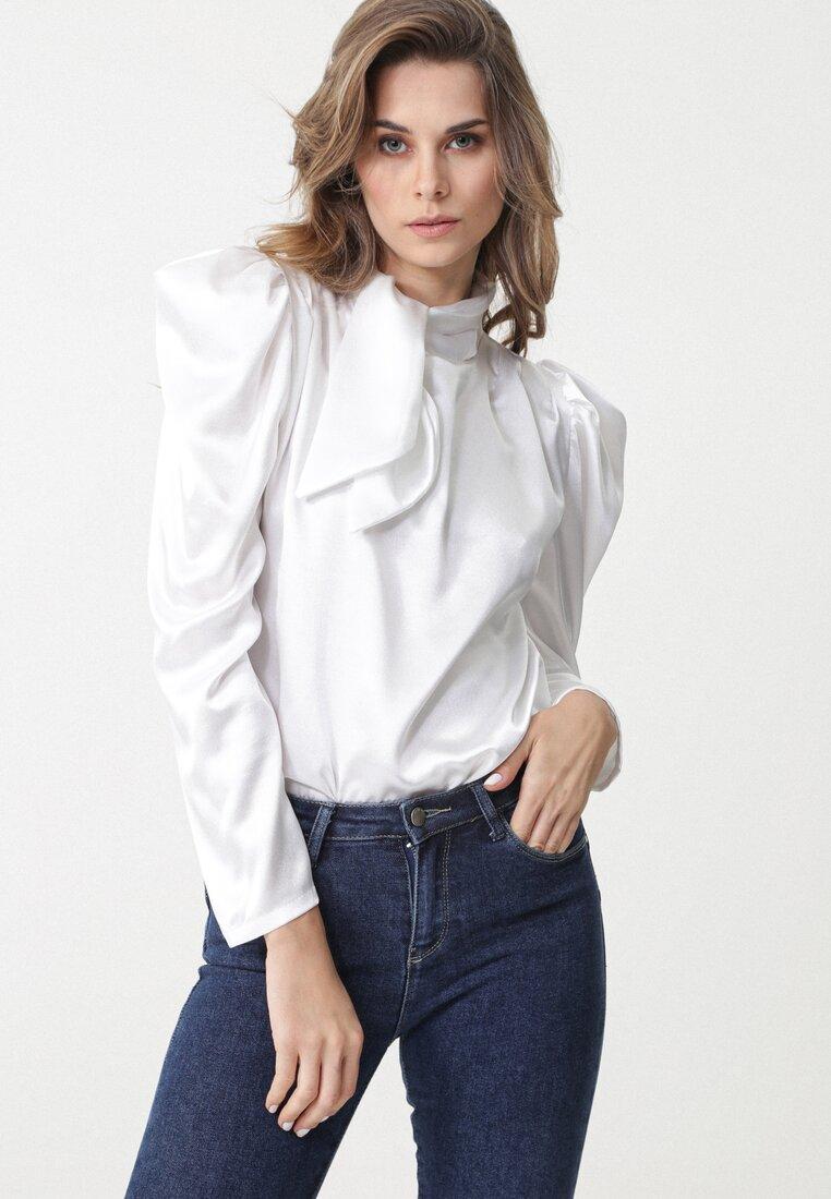 Biała Bluzka Pemberton