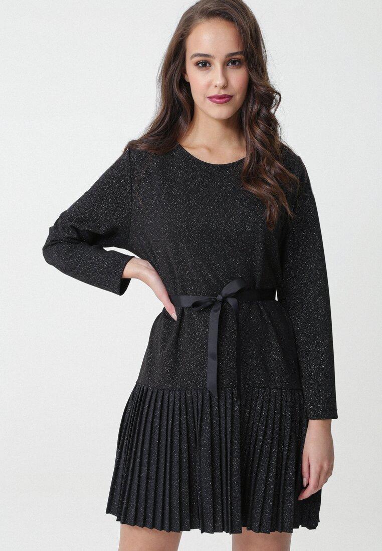Czarna Sukienka Masten other
