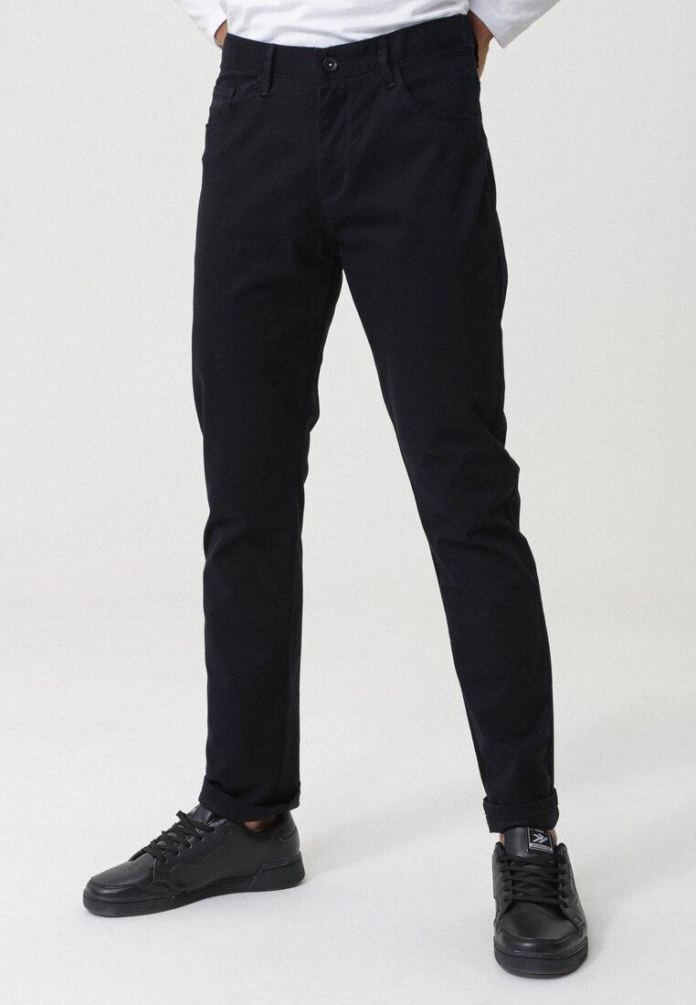 Granatowe Spodnie Beltway other