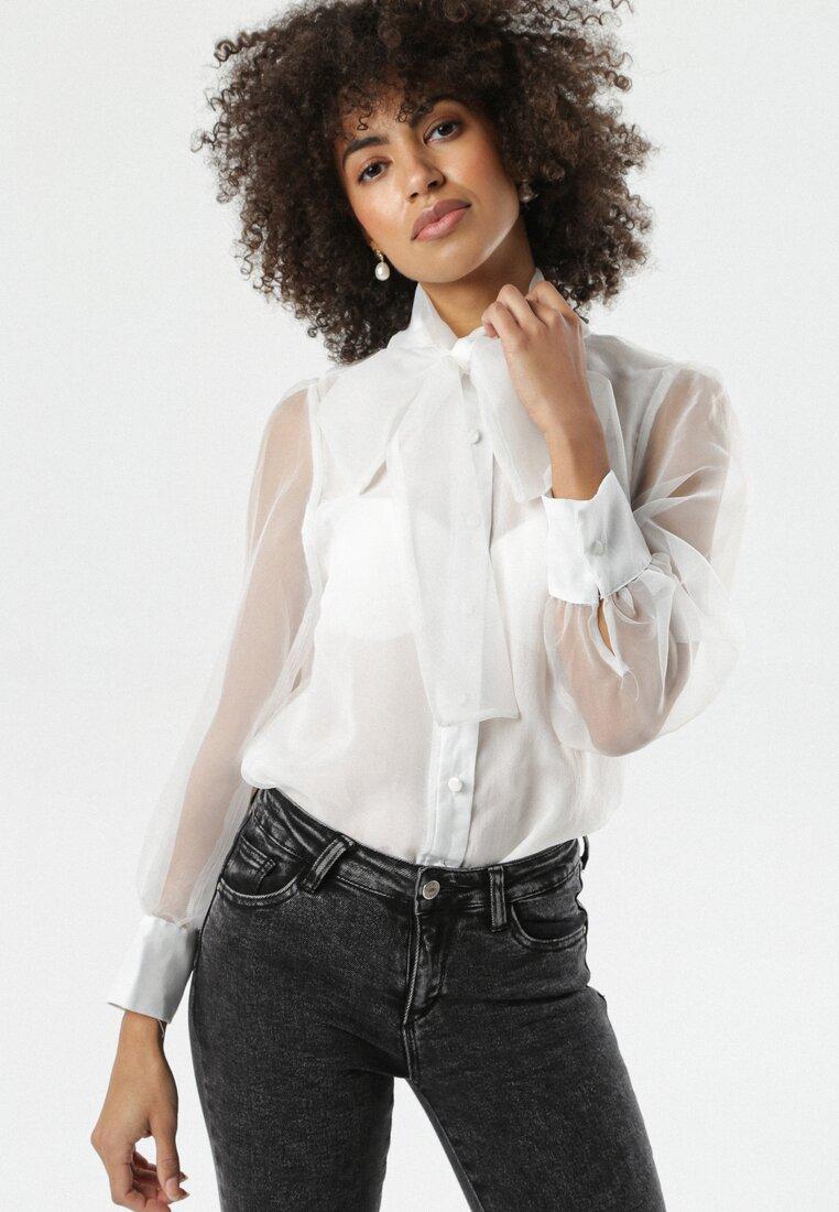 Biała Koszula Wooten