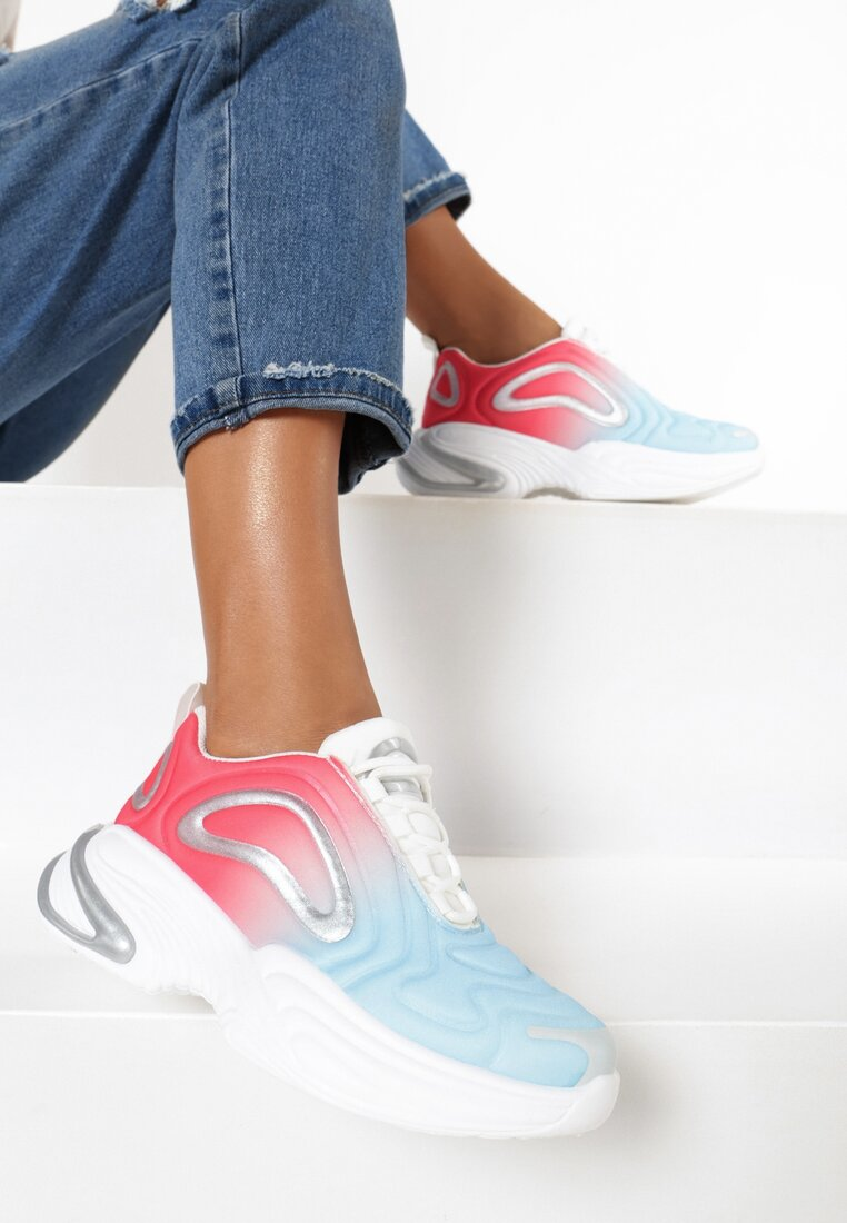 Baby Blue Sneakersy Melorope